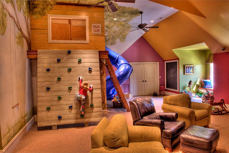 """12. Приключенски детски кът """"Къща на дървото"""""""