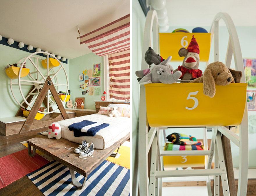13. Циркова спалня