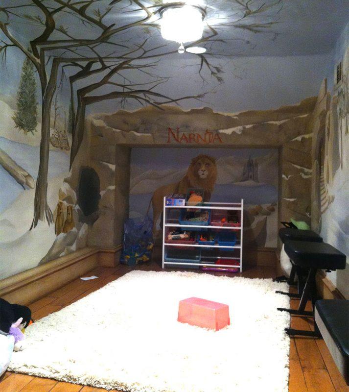 """3. Стая """"Тайните хроники на Нарния"""""""