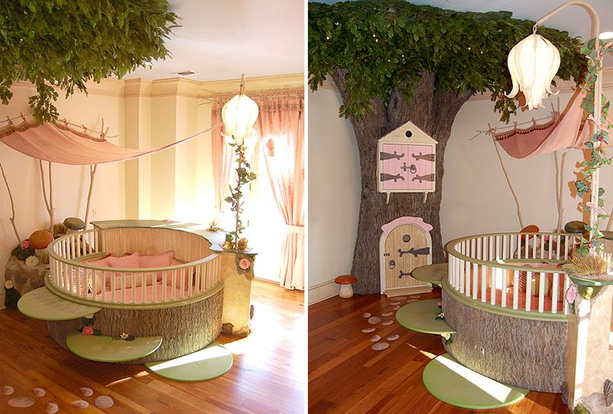 10. Приказна детска стая